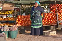 Markt Gaborone Botswana