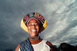 Zulu-Frau