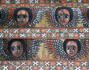 Gondar Debre Birhan Selassie Kirche