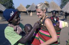 Sambia, Begegnung mit den Einheimischen
