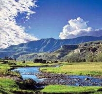 Lesoto, Tsehlanyane Nationalpark