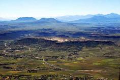 Lesotho, Thaba Bosiu