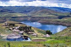 Lesotho, Katse Damm