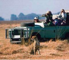 Kafue Nationalpark, Sambia Tourism