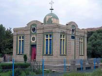 Äthiopien, Axum, Kathedrale der Heiligen Maria von Zion