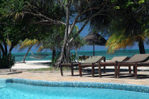 Badeurlaub in Tansania