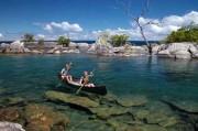 Kanufahrt auf dem Malawi-Seee