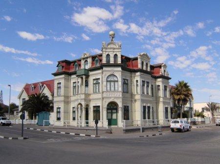 Hohenzollern Haus, Swakopmund, Namibia