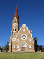 Christuskirche in Windhoek, Namibia