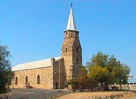 Keetmanshoop, Alte Kirche