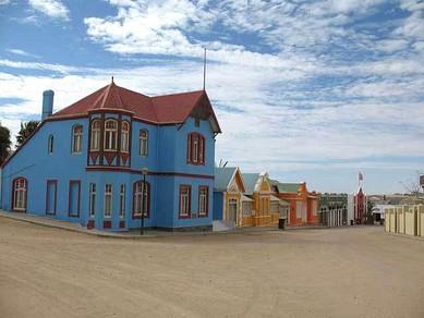 Lüderitz Namibia
